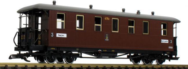 LGB 31353 Personenwagen 3.Kl. S.St.E. | Spur G