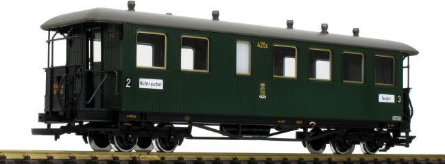 LGB 31355 Personenwagen 2./3.Kl. S.St.E. | Spur G