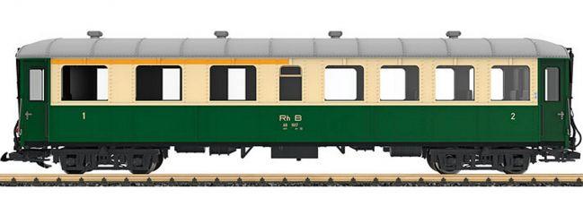 LGB 31522 Personenwagen 1./2.Kl. RhB | Spur G