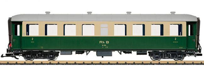 LGB 32522 Personenwagen 2.Kl. RhB | Spur G