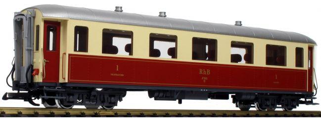 LGB 33521 Salonwagen 1.Kl. As 1161 RhB | Spur G