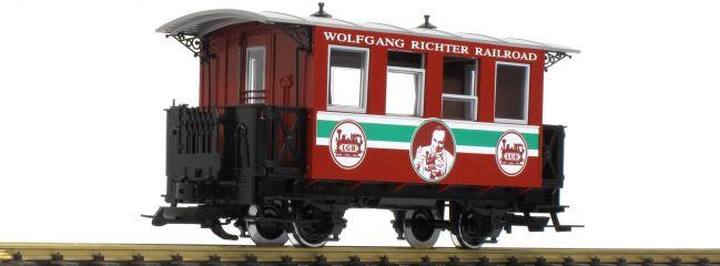 LGB 36214 Personenwagen zu Richter - Stainz   Spur G