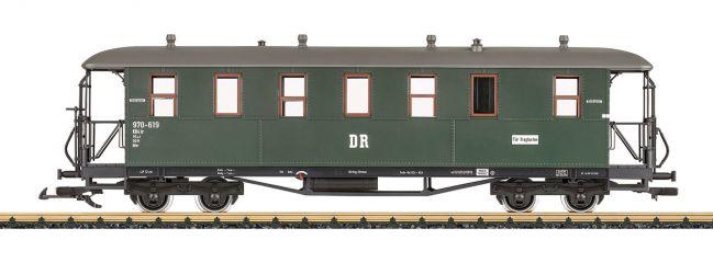 LGB 36354 Personenwagen 2. Klasse DR Spur G