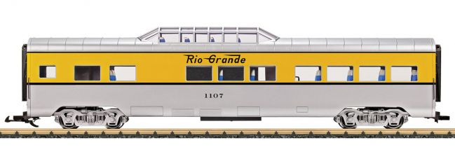 LGB 36574 Aussichtswagen DRGW | Spur G