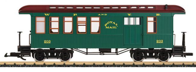 LGB 36816 Personenwagen Combine | WP&YR | Spur G
