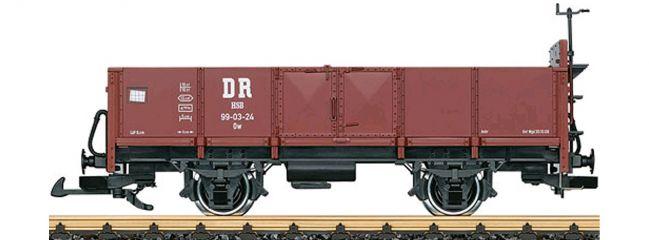 LGB 40037 Offener Güterwagen Ow HSB | Spur G