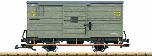 LGB 40269 Güterwagen 1531K SOEG | Spur G