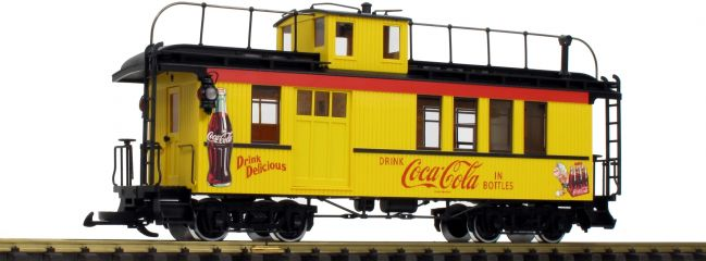 LGB 40757 Güterzug-Begleitwagen Coca Cola   Spur G