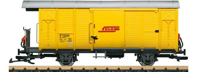 ausverkauft | LGB 40818 Bahndienstwagen Xk RhB | Spur G