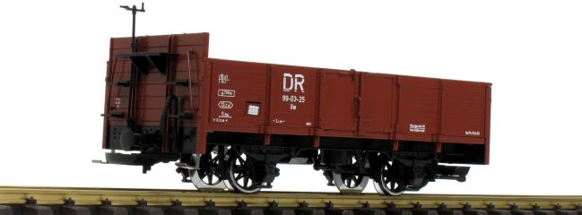 LGB 41033 Offener Güterwagen Ow DR | Spur G