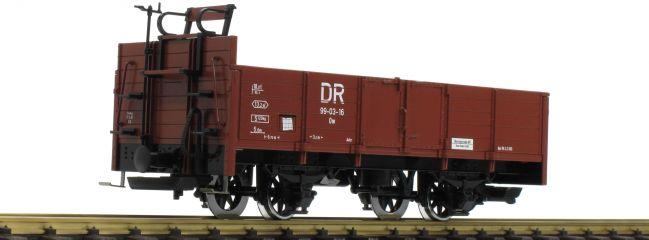 LGB 41034 Offener Güterwagen Ow DR | Spur G