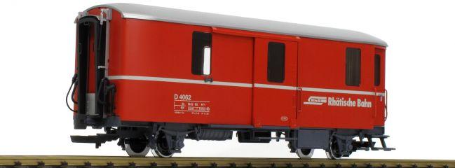 LGB 41841 Gepäckwagen RhB | Spur G