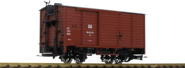 LGB 42354 Gedeckter Güterwagen | HSB | Spur G