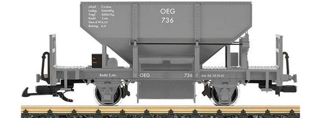 LGB 43411 Schotterwagen OEG | Spur G