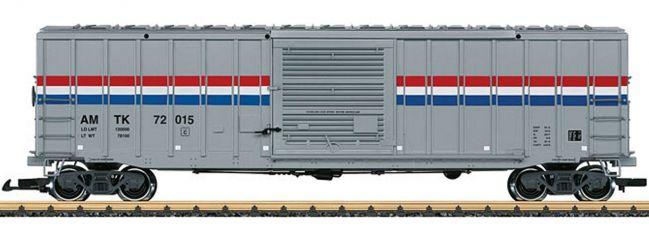 LGB 44931 Materialwagen Phase III Amtrak | Spur G