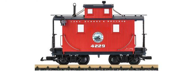 LGB 45651 Begleitwagen Caboose | LG&BR | Spur G