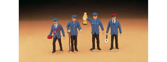 LGB 52400 Bahnpersonal | 4  Miniaturfiguren | Spur G