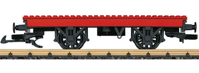 LGB 94063 Klemmbausteinwagen | Flachwagen | Spur G