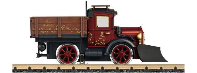 LGB L24681 Schienen-LKW Weihnachten | Spur G