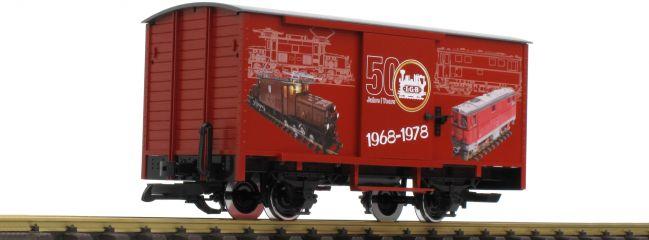 ausverkauft | LGB L40501 Jubiläumswagen 1968-1978 | Spur G
