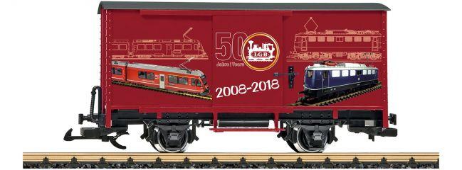 LGB L40505 Jubliäumswagen 2008-2018 | Spur G