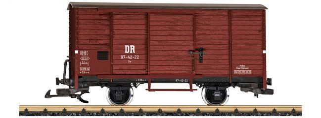 LGB L42270 Gedeckter Güterwagen RüBB | Spur G