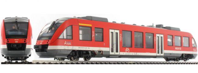 LILIPUT 133120 Dieseltriebwagen LINT 27 BR 640 | DB | DCC | Spur H0