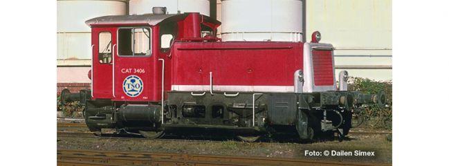 LILIPUT L162630  Diesel-Rangierlok Köf BR 332 TSO    DCC + Dig. Kuppl.   Spur N