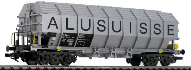 LILIPUT 235560 Güterwagen Uacos ALUSUISSE   SBB-CFF   DC   Spur H0