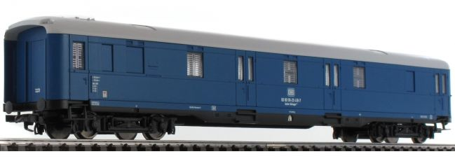 LILIPUT 334587 Bahnbetriebswagen 637, ozeanblau | DB | DC | Spur H0