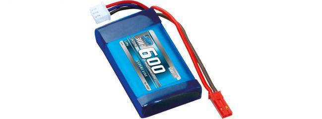 LRP 430041 LiPo VTEC Expert Line 600mAh | 2S1P | 7.4V | 30C