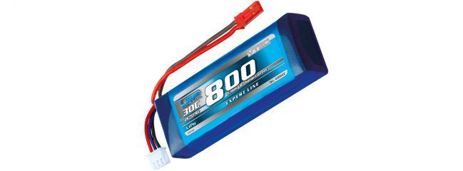 LRP 430042 LiPo VTEC Expert Line 800mAh | 2S1P | 7.4V | 30C