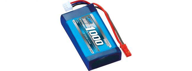 LRP 430044 LiPo VTEC Expert Line 1000mAh | 2S1P | 7.4V | 30C