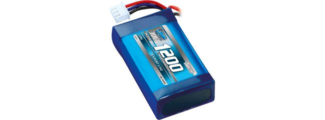 LRP 430046 LiPo VTEC Expert Line 1000mAh | 2S1P | 7.4V | 30C
