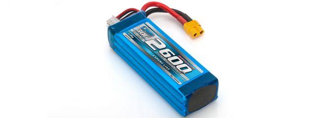 LRP 430050 LiPo Akku 2600mAh | 30C | 11.1V | XT60 Stecker | für RC Multikopter