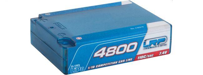 LRP 430219 LiPo Akku CCL Square Pack | 4800mAh | 110C/55C | 7.4 Volt