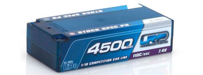 LRP 430237 LiPo Akku 4500mAh | Shorty Stock Spec P5 | 7,4 Volt | 110C/55C