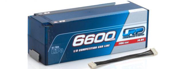 LRP 430246 LiPo Akku 6600mAh | 4S P5 | 110C/55C | 14.8V | Hardcase | für RC Autos 1/8