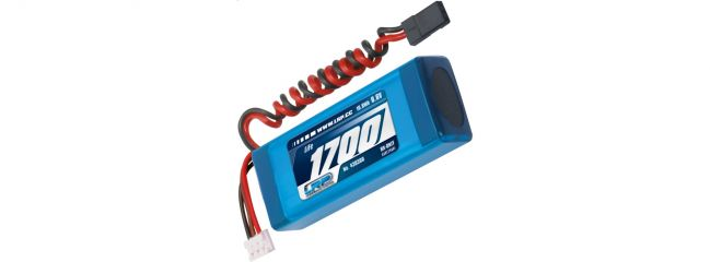 LRP 430300 VTEC LiFePo Akku 1700mAh | RX-Pack | 2/3A Straight | RX-only | 6.6V