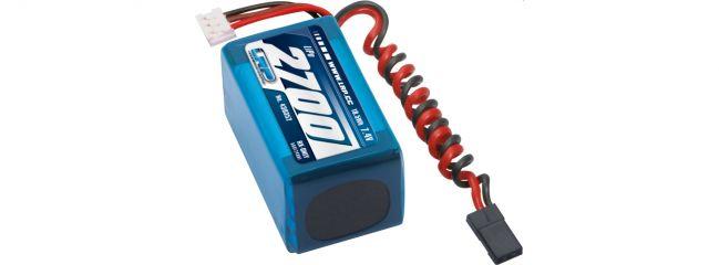 LRP 430352 VTEC LiPo Empfängerakku 2700mAh | 7.4V |  RX-Only | 2/3A Hump