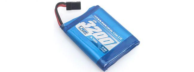LRP 430356 LiPo Sender Akku 3200 mAh TX-Pack für SANWA MT-44 Steuerung