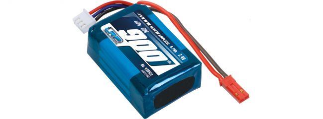LRP 430451 LiPo Akku 900mAh | 2S2P | 7.4V | 30C | für Deep Blue One 340