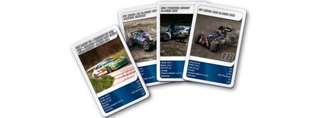 LRP 62444 LRP Action Quartett mit 32 Karten