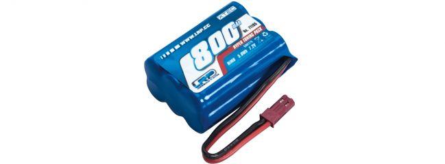LRP 71195 NiMH AAA Hyper Tuning Pack | 800mAh | 7.2V | BEC-Stecker