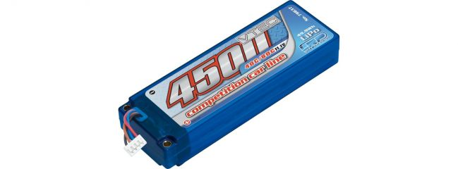 LRP 79837 VTEC LiPo Akku 11,1 Volt | 4500 mAh | 40C - 80C | Hardcase