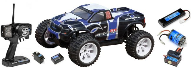 ausverkauft | LRP MV12603 Strada MT Evo RTR Monster Truck RC Auto Fertigmodell 1:10