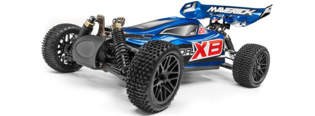 MAVERICK 12613 Strada XB Buggy blau | RC Auto RTR 1:10