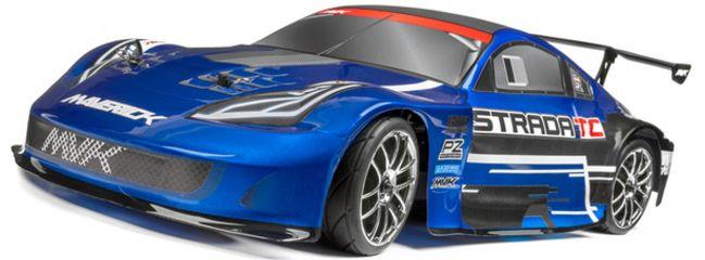 MAVERICK 12616 Strada TC Elektro Tourenwagen blau | RC Auto RTR 1:10