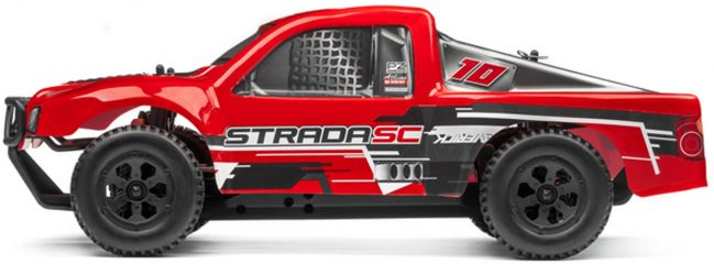 MAVERICK 12625 Strada SC Brushless Short-Course Truck rot | RC Auto RTR 1:10