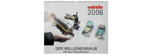 märklin 02006 Kalender Der Millionenraub 2006